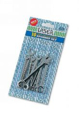 Laser Metric Mini Combination Spanner Set - 2352B